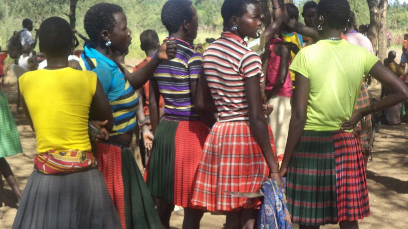 Karamoja meeting